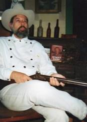Author Casey Tefertiller