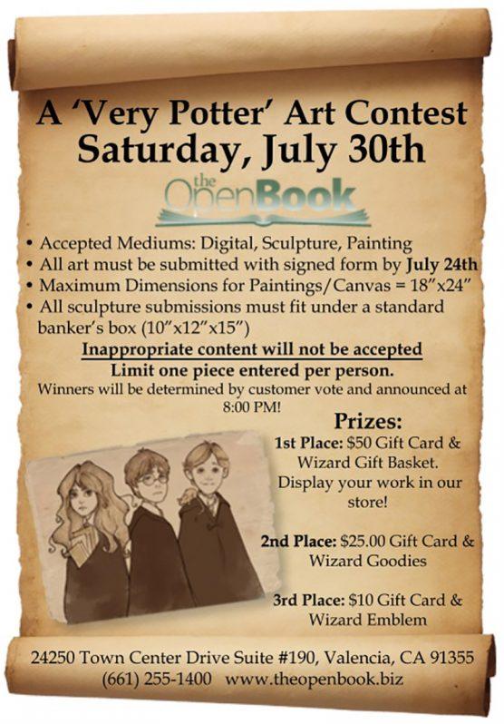 Art Contest Flyer