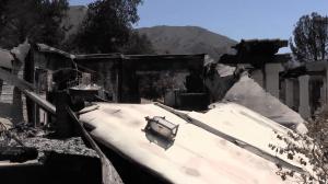 jane sanborn home burned sand fire