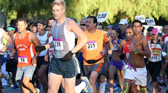 Santa Clarita Marathon file photo