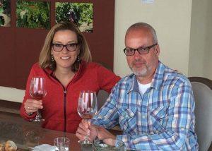 Rod Bennett Scholarships - Val and Rod in Baja