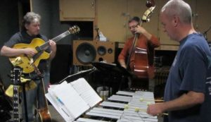 Rod Bennett Scholarships - recording with James Hagen