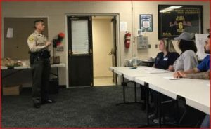 Santa Clarita Business Alliance - SCV Sheriff's Captain Robert Lewis