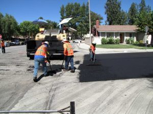Road Rehab Project