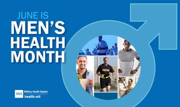 SCVNews.com | June is Men's Health Month | 06-21-2017