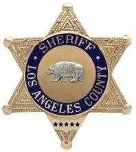 LASD badge