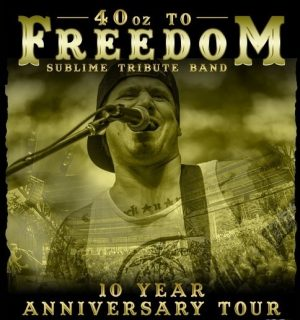 40 Oz. to Freedom flyer