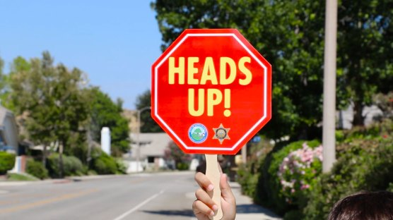 Heads Up safety campaign