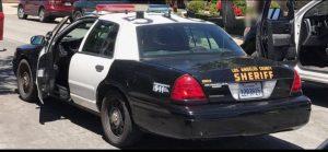 LASD patrol car