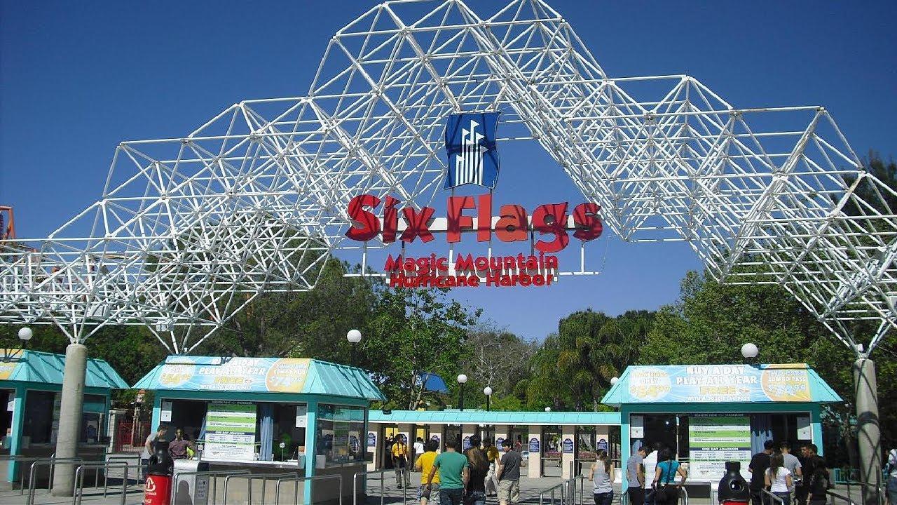 Die baukosten betrugen etwa 20. Scv News Don Mccoy Named New Six Flags Magic Mountain Hurricane Harbor Park President Scvnews Com