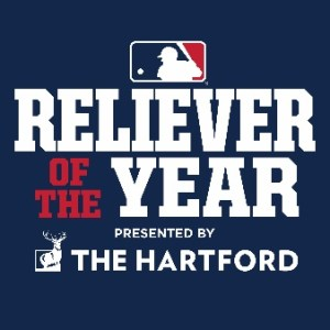 MLB Reliever of the Year logo