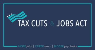 Tax Cuts and Jobs Act logo