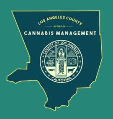Los Angeles County Office of Cannabis Management logo
