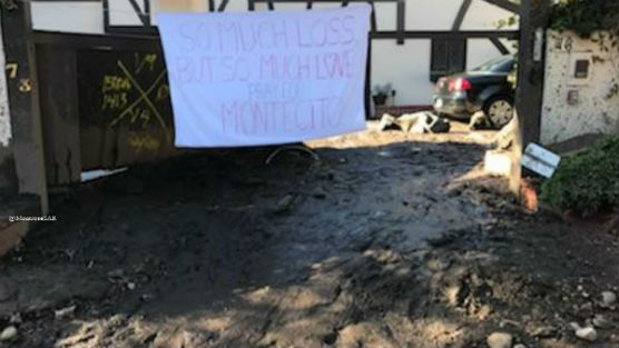 LASD Santa Barbara mudslide aid 3
