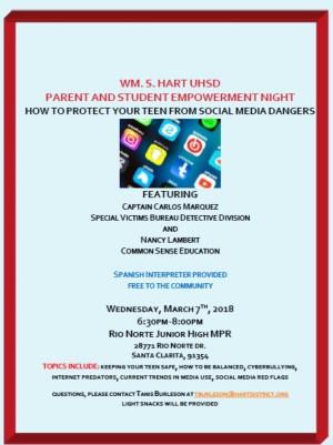Hart Empowerment Night