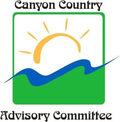Canyon Country Advisory Committee logo with text
