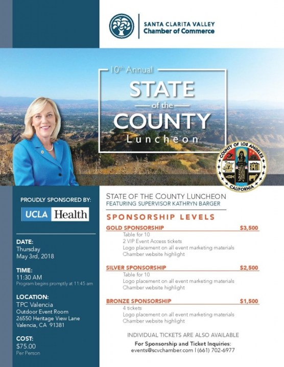 State of the County Luncheon