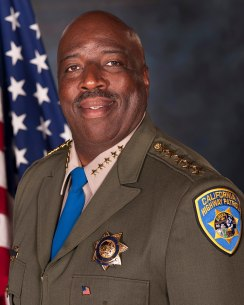 CHP Commissioner Warren Stanley