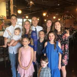 John Richard family photo