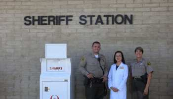 Sept  13: Drug Take-Back Day at SCV Sheriff's Station