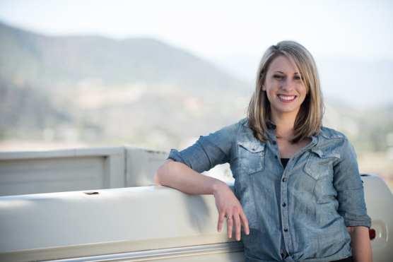 U.S. Rep. Katie Hill, D-Agua Dulce.