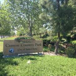 Canyon Country Park