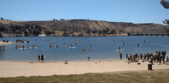 norm phillips castaic lake