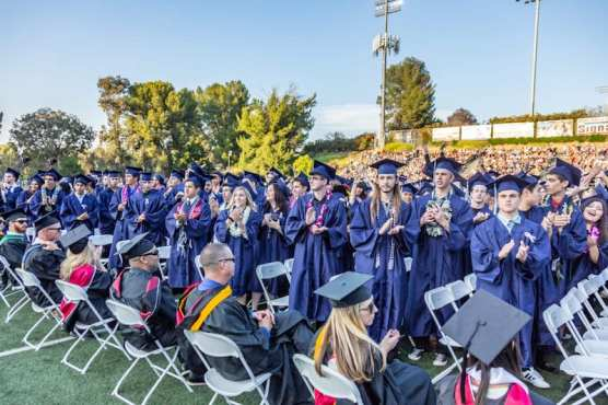 Saugus High Graduation 2019