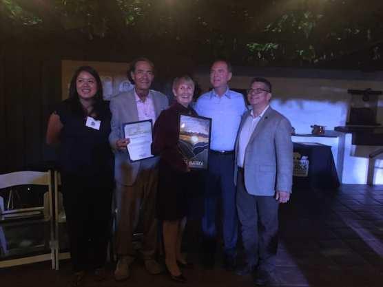 NPCA Honors Laurene Weste