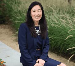 Los Angeles County Chief Executive Officer Sachi A. Hamai.