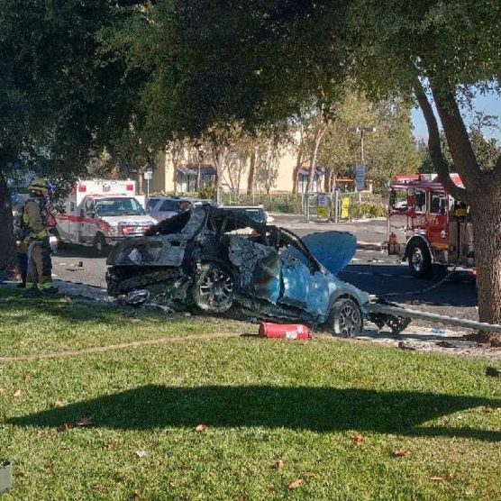 Stevenson Ranch Crash