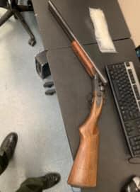 crime suppression - rifle