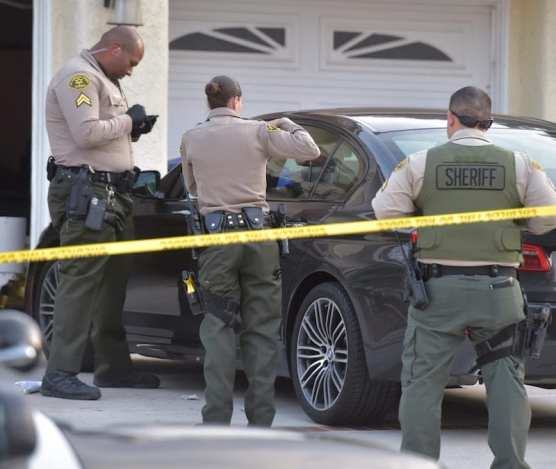 Stevenson Ranch Alleged Armed Robbery