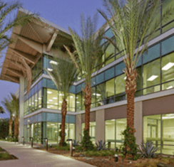 Los Angeles County Development Authority (LACDA) building