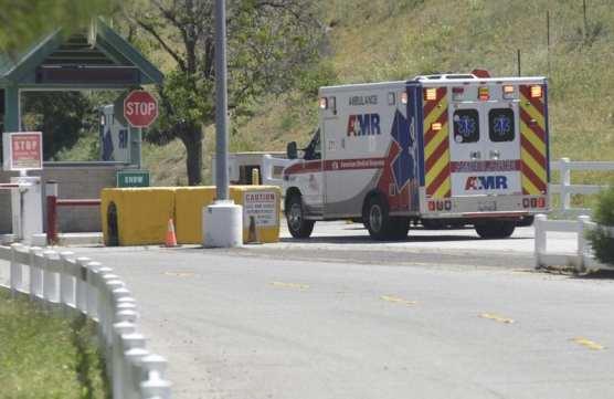 Ambulance/Pitchess Detention Center