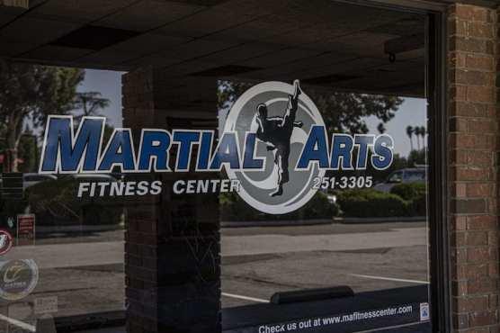 Martial Arts Fitness Center