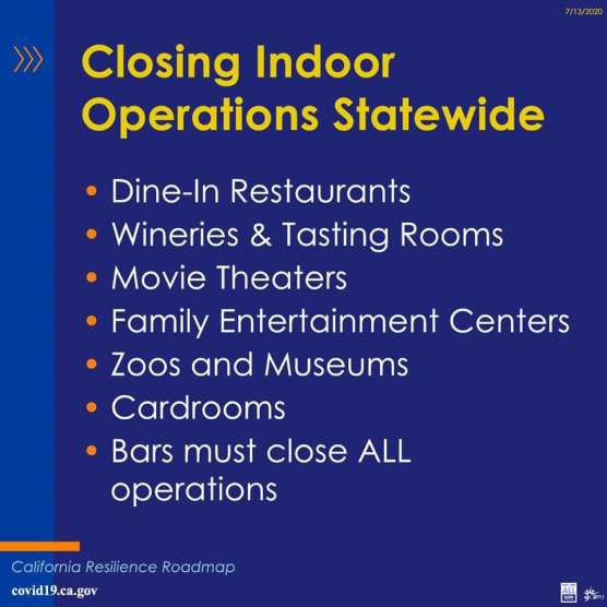 indoor operations