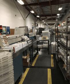 Santa Clarita Mail Processing and Distribution Center