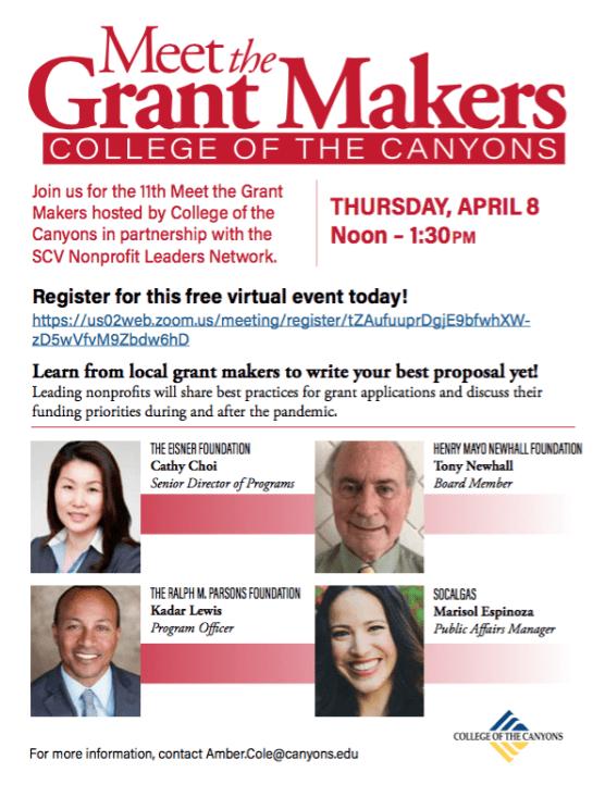 grant makers