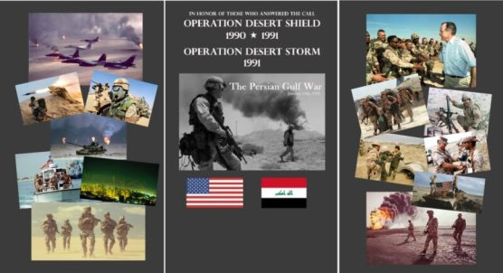 Desert Shield/Storm veterans to be recognized at Eternal Valley Memorial Day Tribute