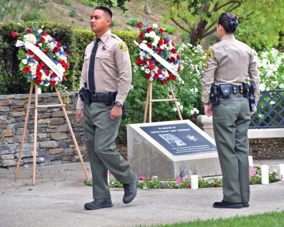 """Memorial Ceremony Honors Deputy Hagop """"Jake"""" Kuredjian"""