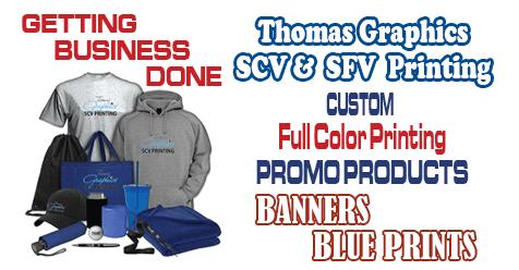 Getting Business Done | Printing SFV & SCV