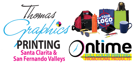 Products Online or In Store Orders   Thomas Graphics, Printing SCV & SFV
