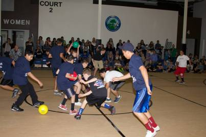 Dodgeball 12