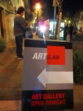 Art Slam 3/6/2014