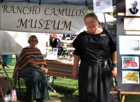 Maria Christopher, Rancho Camulos Museum