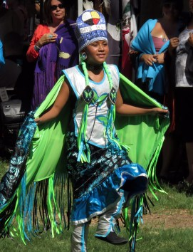Incoming Powwow Princess