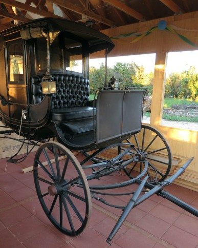 Dedication of Carriage House at Rancho Camulos