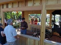 Dedication of Carriage House at Rancho Camulos