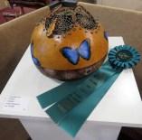 Gourd art by Nadiya Littlewarrior